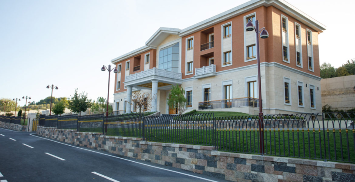 Diplomatic complex of the Russian